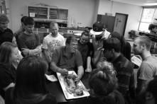 Anatomy Class, Penn State Mont Alto
