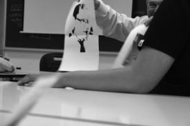 Visual Arts Class, Penn State York