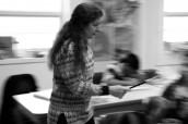 Drawing Class, Penn State Mont Alto