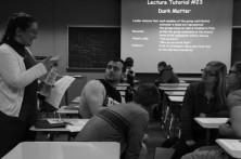 Astronomy Class, Penn State Mont Alto